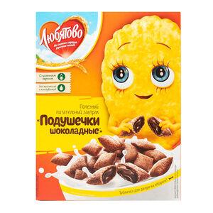 Подушечки «Любятово» шоколадные