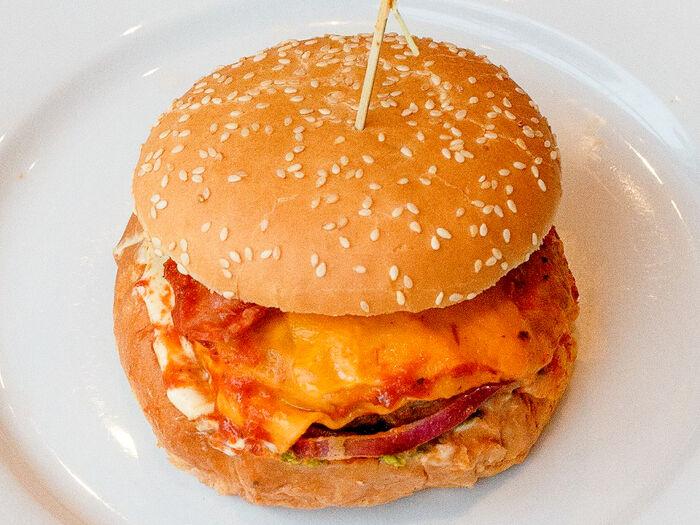 Гамбургер Сицилийский
