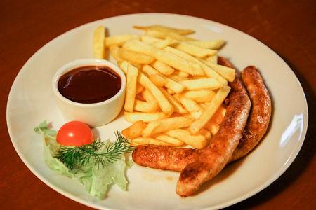 Мюнхенские колбаски