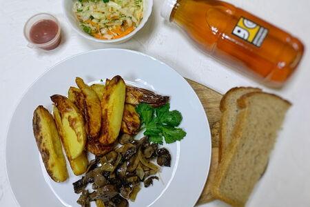 Обед Вегетарианский (постный)