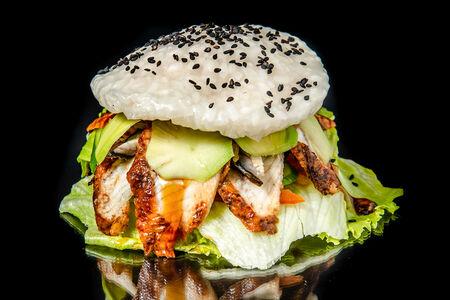 Суши-бургер Японский Лайт