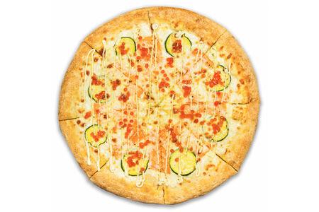Пицца Сочная семга