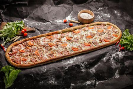 Пицца метровая Биг Песто