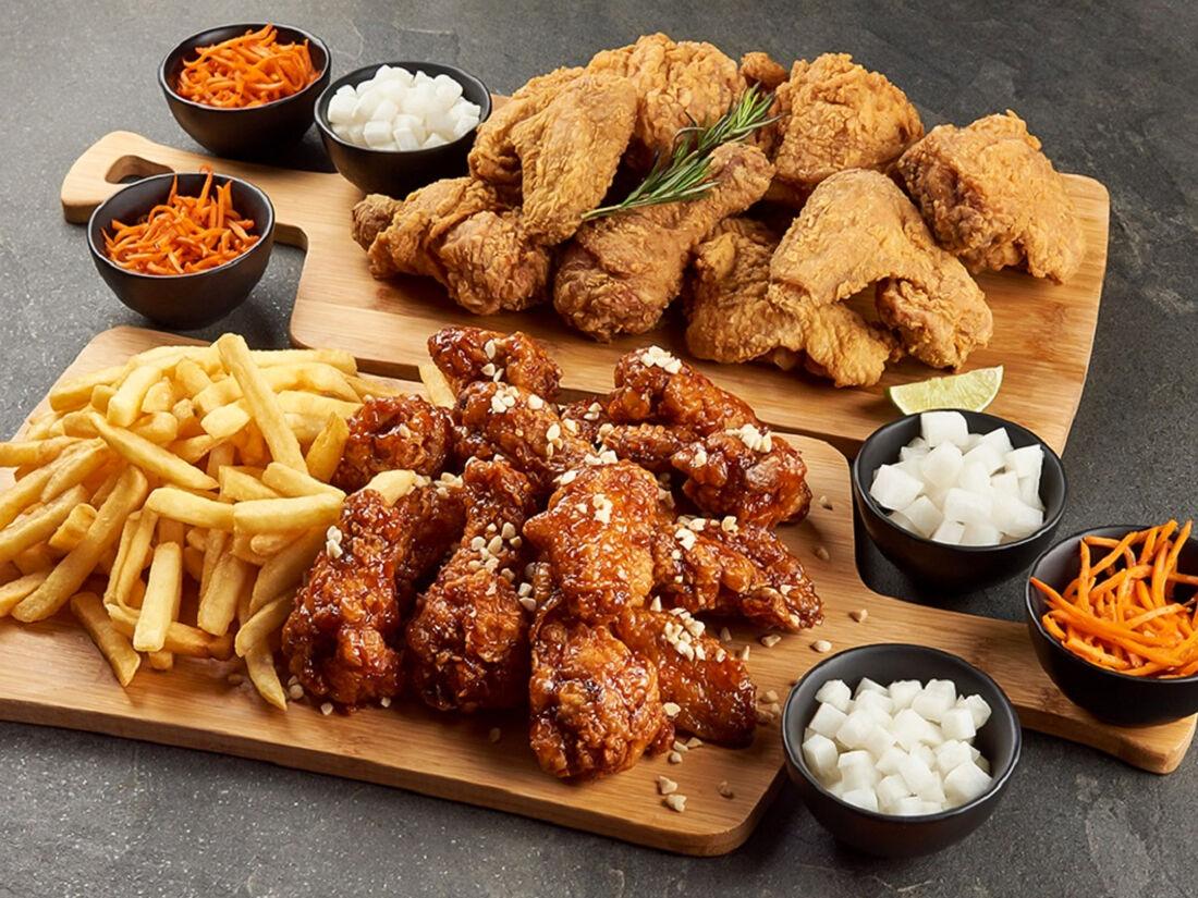 Kannam chicken