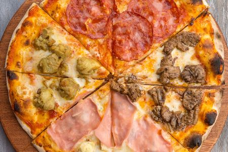 Пицца 4 Квартала