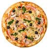 Фото к позиции меню Пицца Кватро Стаджионе