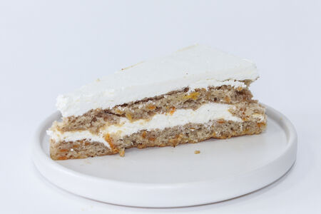Торт Морковный с орехами