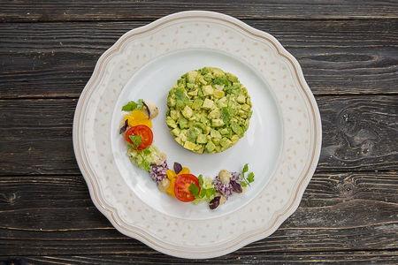Тартар из авокадо