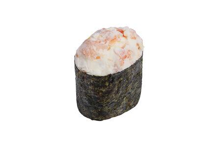 Суши со сливочной креветкой