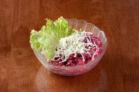 Салат Свекла с сыром