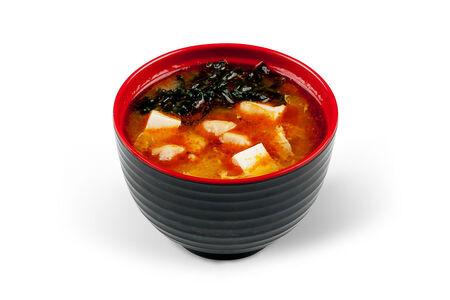 Суп Кимчи с филе цыпленка