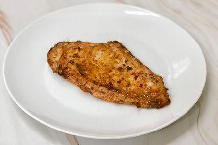 Куриный стейк на гриле