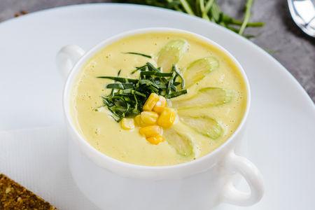 Суп Кукурузный
