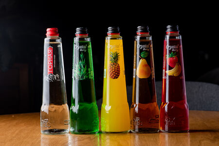 Газированные напитки Deneb