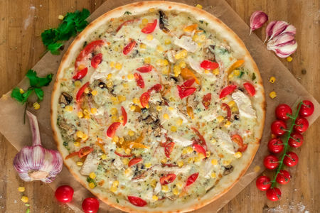 Пицца Леджера