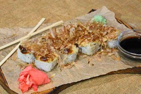 Ролл запеченный Шёпот самурая