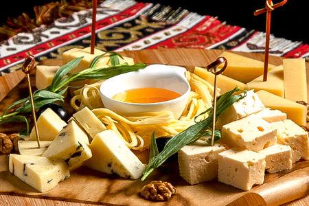 Асорти сырное