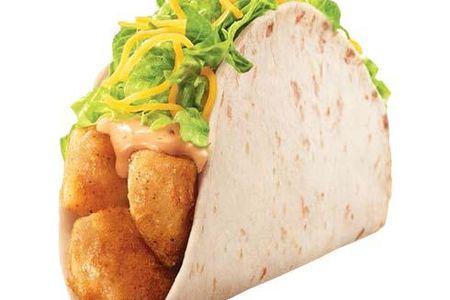 Картофельное тако