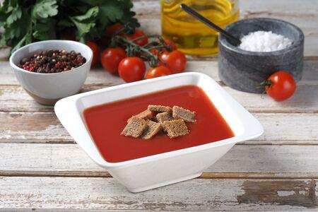 Суп томатный (пт)
