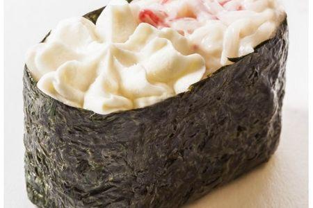 Суши-крем краб