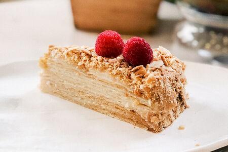 Пирожное Наполеон cooked
