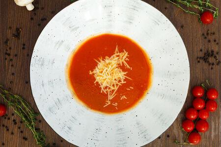 Суп Дзуппа ди помидоре