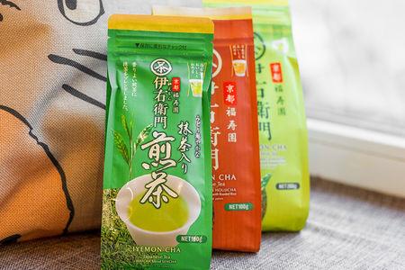 Японский чай Сентя-Маття