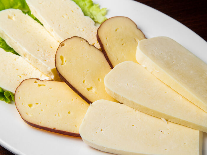 Микс из домашних сыров