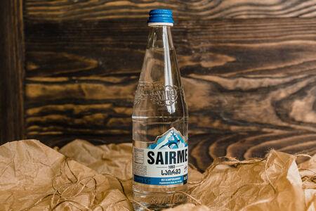 Минеральная вода Саирме