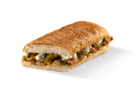 Сэндвич с куриной грудкой