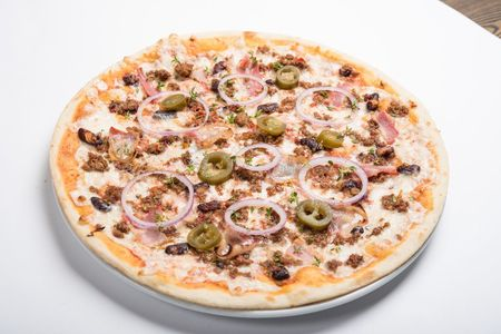 Пицца Чили кон карне