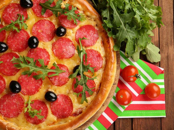 Верона пицца