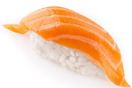 Лосось суши