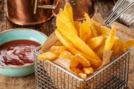 Картофель по-дехкански