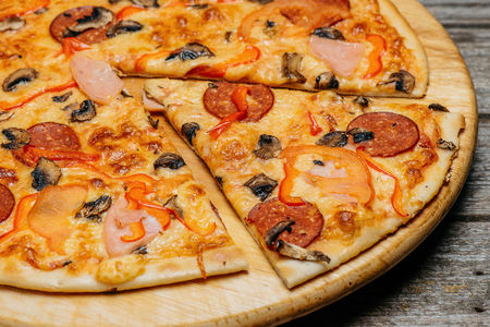 Папина пицца