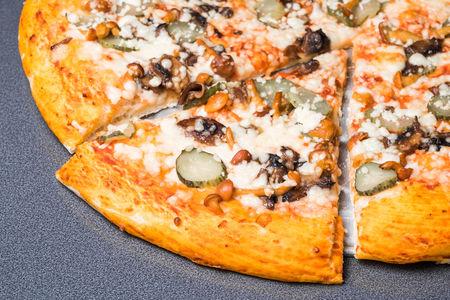Пицца Грибной дуэт