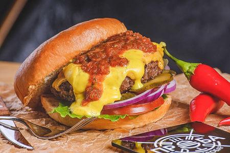Бургер Мексиканец