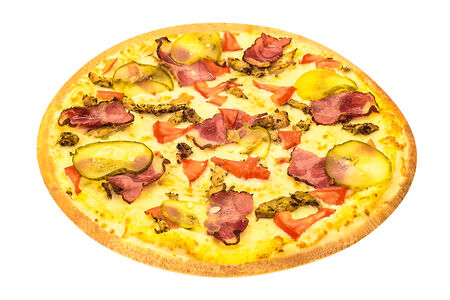 Пицца Чикен Рэнч