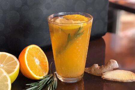 Чай Имбирно-цитрусовый эль