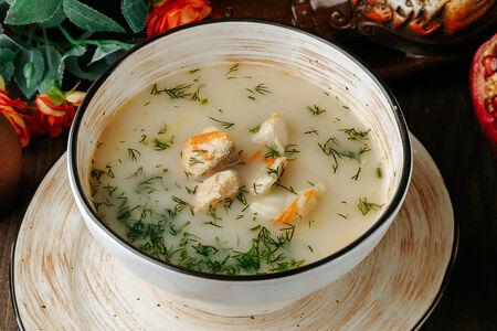 Суп Рыбный по-грузински