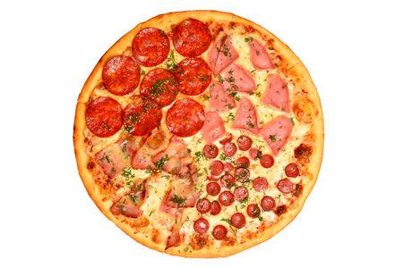 Пицца Четыре мяса
