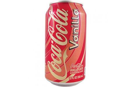 Coca-cola Ваниль