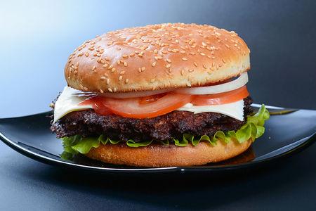 Гамбургер Чиз