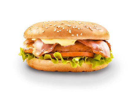 Бургер Чикен клаб