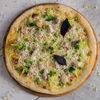 Фото к позиции меню Пицца Куриная грудка с овощами