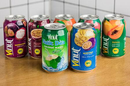 Вьетнамский сок Vinut
