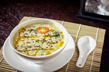 Суп Авокадо мисо