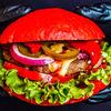 Фото к позиции меню Локо-бургер