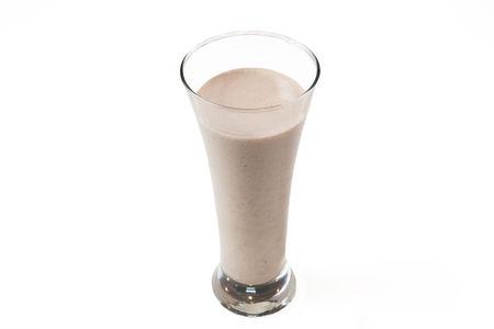 Смузи йогурт, шоколад