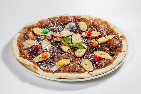 Пицца в шоколаде
